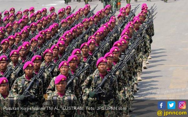 TNI AL Terjunkan Pasukan Khusus ke Pakistan, Hati-hati! - JPNN.com