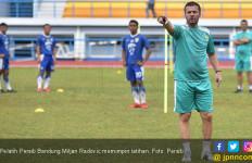 Miljan Radovic Ungkap Rencana Persib Gaet Pemain Asia - JPNN.com