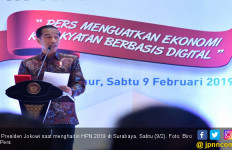 Jokowi: Pemerintah Menjamin Kemerdekaan Pers - JPNN.com