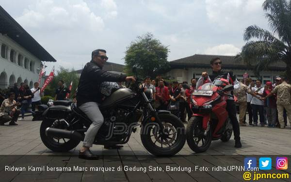 Ridwan Kamil: Jabar Siap Bersaing Bangun Sirkuit MotoGP di Indonesia - JPNN.com