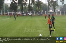 Timnas U-22 Indonesia Bakal Tampil Beda Saat Kontra Arema FC - JPNN.com