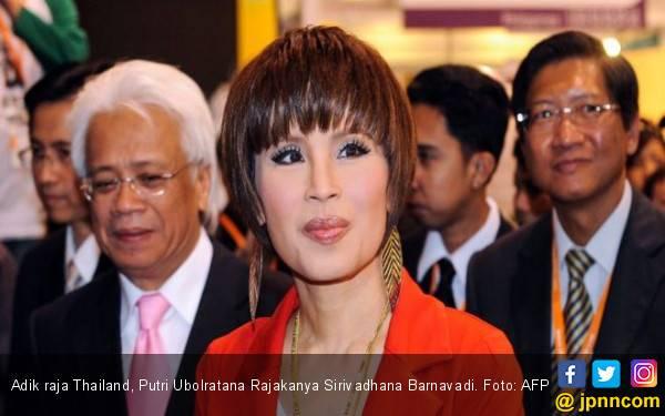 Adik Raja Thailand Gagal Nyaleg, Partai Pengusungnya Terancam Dibubarkan - JPNN.com
