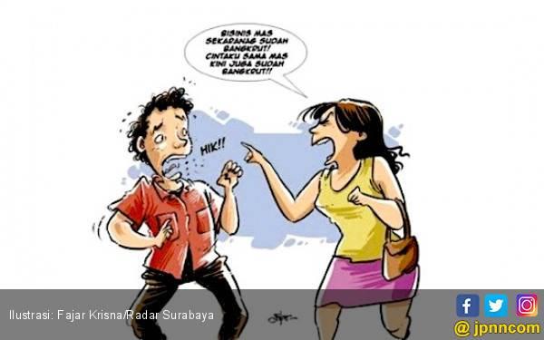 Bisnis Suami Sedang Susah, Istri Minta Pisah - JPNN.com