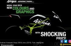 Kawasaki Ninja 250SL Terbaru masih Dibanderol Rp 30 Jutaan - JPNN.com