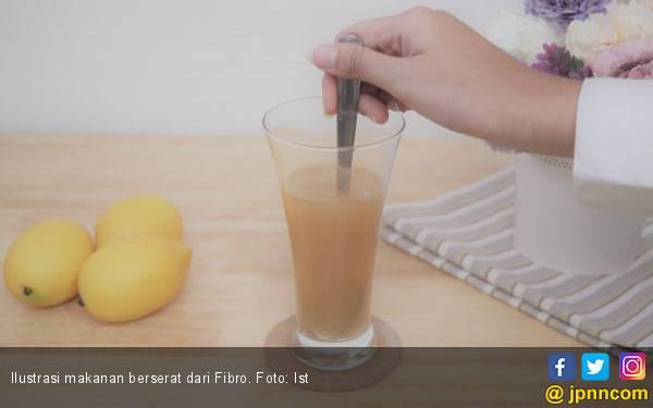 Dusdusan Kenalkan Makanan Berserat Bantu Kesehatan Pencernaan - JPNN.com