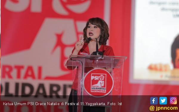 Ini Pidato Keras Grace Natalie soal Intoleransi Beragama - JPNN.com