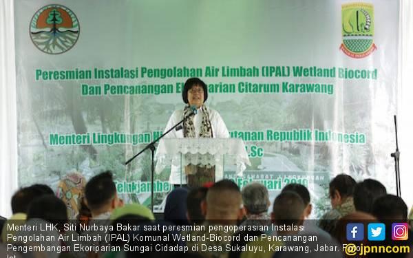 Mengatasi Pencemaran Limbah Rumah Tangga dengan IPAL Komunal - JPNN.com