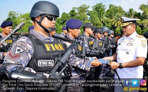 Yudo Margono: Kami Sudah Patroli Lewat Operasi Intelijen - JPNN.com