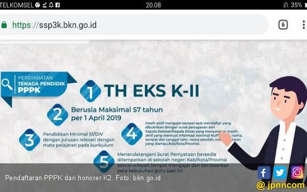 Pendaftaran PPPK Sudah Dibuka tapi Payung Hukum Belum Ada, Alamaak! - JPNN.com
