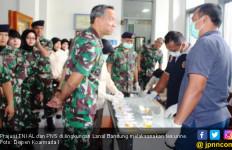 Tiba-tiba, Prajurit TNI AL dan PNS Diminta Tes Urine, Hasilnya? - JPNN.com