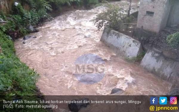 Firman Tewas Terseret Arus Sungai Aek Sisoma - JPNN.com