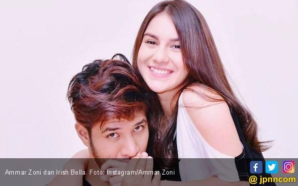 Ammar Zoni Pingsan Saat Lihat Anak - JPNN.com