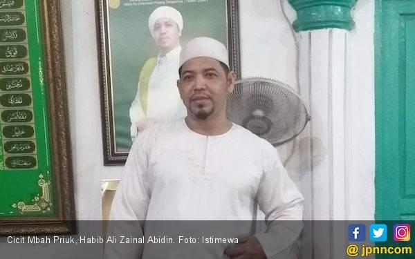 Habib Ali Zainal: Sudahi Berpolemik karena Beda Pilihan - JPNN.com
