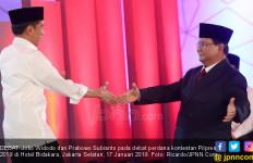 Rekap Situng 72%, Suara Jokowi Dekati Perolehan Prabowo di Pilpres 2014 - JPNN.com