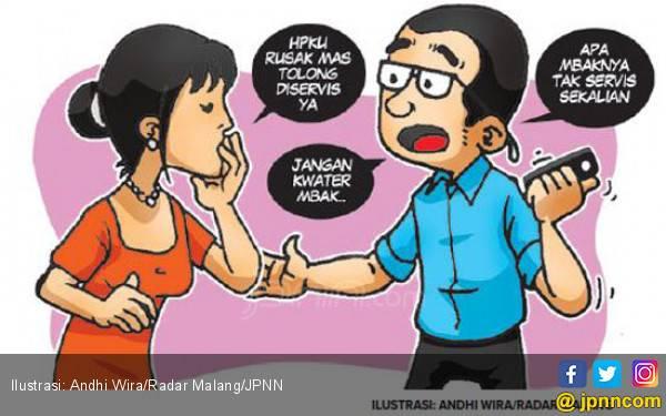 Selingkuhan Seksi Punya Jurus Goyangan Penuh Sensasi - JPNN.com