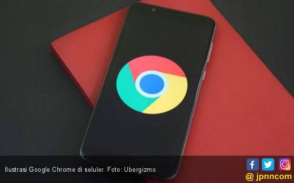 Google Garap Fitur Dark Mode Chrome Versi Seluler - JPNN.com