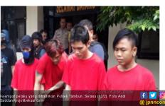 4 Pelaku Begal di Kampung Pekopen Akhirnya Ditangkap - JPNN.com