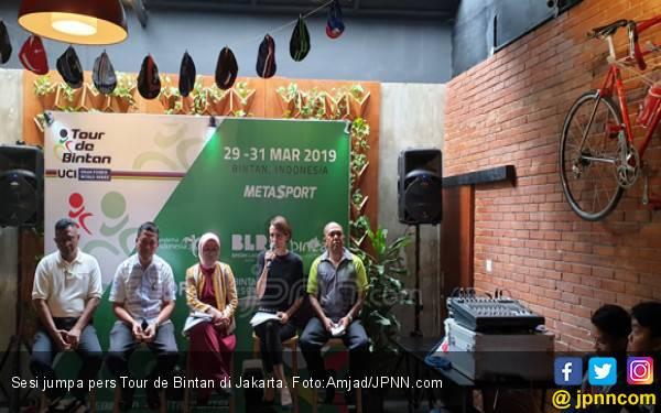 900 Pembalap Mendaftar Tour de Bintan 2019 - JPNN.com