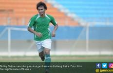 Bobby Satria Coba Peruntungan di Kalteng Putra FC - JPNN.com