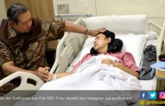 Seruling di Lembah Sunyi, Ungkapan Cinta Pak SBY untuk Bu Ani - JPNN.com