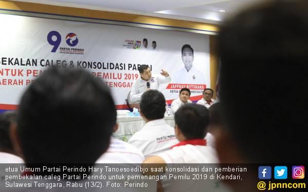 Hary Tanoe: 2019 Kesempatan Indonesia Tingkatkan Ekspor - JPNN.com