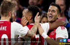 Jelang Ajax vs Real Madrid, Tadic Dapat Perasaan Baik - JPNN.com