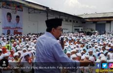 TKD Jatim Pimpin Komitmen Coblos Jokowi Bareng Ribuan Pekerja di Malang - JPNN.com
