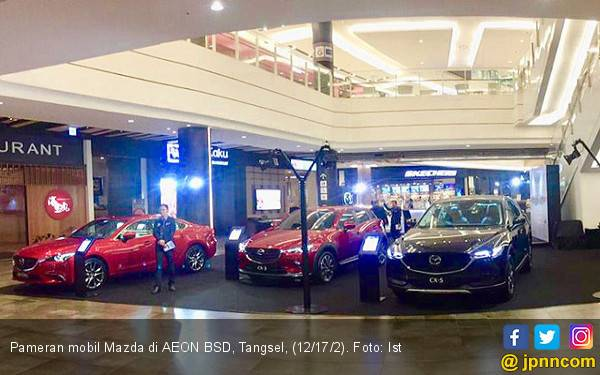 Mazda Ikut Perang Diskon Rp 2,5 Juta - JPNN.com