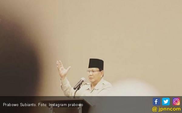 Prabowo Subianto pun Sampai Bersumpah - JPNN.com