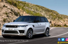 Range Rover Sport HST Rp 1,5 Miliar, Bertenaga Tetapi Tetap Ramah - JPNN.com
