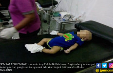 Bayi Korban Tabrakan Tewas Usai Terlempar Dari Pangkuan Ibunya - JPNN.com