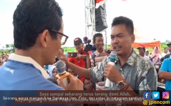 Subhan Mengeluh Harga Bawang ke Sandi, Hasto: Mobilnya Bagus - JPNN.com