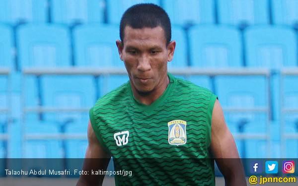 Abdul Musafri Bertekad Bawa Klub Lamanya Promosi ke Liga 1 - JPNN.com