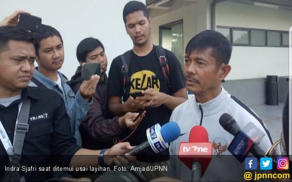Indra Sjafri Maksimalkan Kualitas Passing Para Pemainnya - JPNN.com