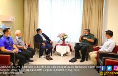 Sedang Bersafari di Jateng, Prabowo Kunjungi Singapura demi Doakan Bu Ani - JPNN.com