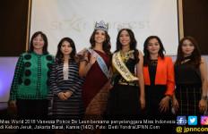 Ke Indonesia, Miss World 2018 Vanessa Ponce Terkesan Pada Lombok - JPNN.com