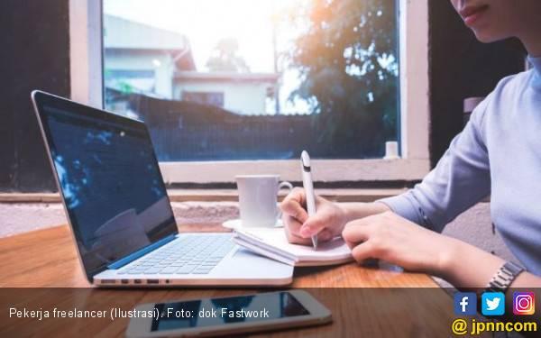 Fastwork Platform Freelance Online Serbu Pasar Indonesia - JPNN.com