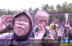 Surat Suci Buat Prabowo Subianto - JPNN.com