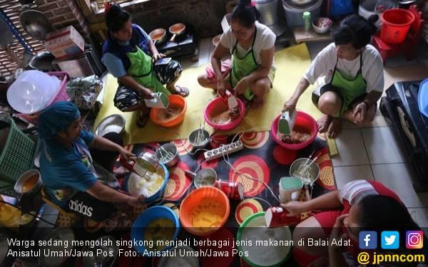 Warga Cireundeu Mengonsumsi Nasi dari Beras Singkong, Sudah Hampir Seabad - JPNN.com