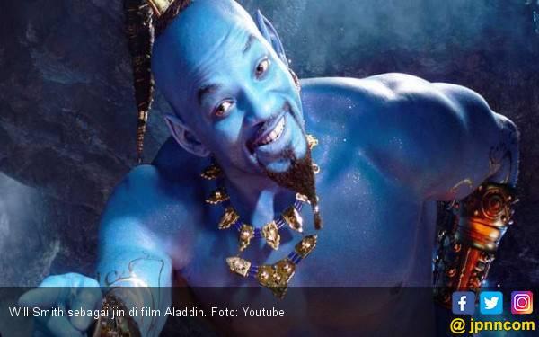 Begini Penampakan Will Smith sebagai Jin Aladdin - JPNN.com