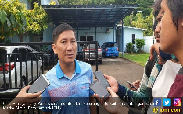 Ferry Paulus: Jokdri Paling Paham Mengurus Sepak Bola - JPNN.com