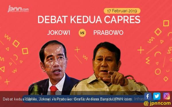 Jokowi Bakal Tampil Bertahan, Prabowo Harus Banyak Menyerang - JPNN.com