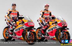 MotoGP 2019: Repsol Honda Hanya Menyebar Foto Studio - JPNN.com