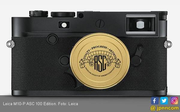 Leica M10-P ASC 100 Edition, Kado Khusus Buat Sinematografer - JPNN.com