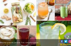 8 Minuman Probiotik yang Bisa Dibuat di Rumah, Catat Resepnya - JPNN.com