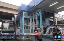 Jalan di Sekitar DPR Masih Ditutup, ini Rute Pengalihan Transjakarta - JPNN.com