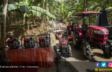 Kementan Berikan Bantuan 21 Unit Alsintan untuk Lampung Selatan - JPNN.com