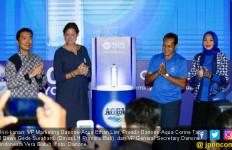Danone-Aqua Luncurkan Botol Plastik 100 Persen Hasil Daur Ulang - JPNN.com