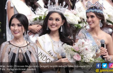 Selamat, Princess Megonondo Raih Gelar Miss Indonesia 2019 - JPNN.com