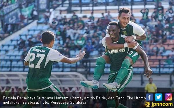 Arema FC vs Persebaya: Hansamu Yama Terinspirasi Piala Eropa 2016 - JPNN.com